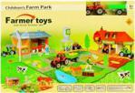 Adar Farma Zestaw Z Traktorem W Pudełku 513921