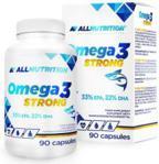 ALLNUTRITION Omega 3 Strong 90Kaps