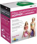 ARmedical Piłka rehabilitacyjna HOPPER z rogami