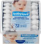 Babylove Patyczki Higieniczne Z Ogranicznikiem 870