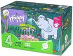 Bella Baby Happy Maxi Box Pieluszki 132 szt.