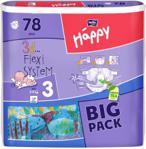 Bella Baby Happy Midi (3) 5-9 kg BIG PACK 78 szt.