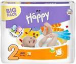 Bella Baby Happy Mini (2) 3-6kg BIG PACK 78 szt.