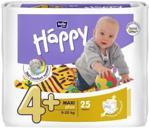 Bella Baby Happy Pieluszki Maxi Plus (4+) 9-20 Kg 25 Szt