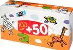 Bella Chusteczki Higieniczne Opakowanie 100+50 Sztuk Box
