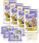 Bella Happy Pieluszki Happy Maxi Plus 4 4X62Szt