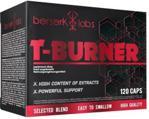 Berserk Labs T-Burner 120 Kaps