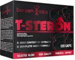Berserk Labs T-Steron-120 Kaps