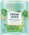 Bielenda Fresh Juice Limonka Detoksykujący Krem Booster 50Ml