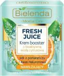 Bielenda Fresh Juice Pomarańcza Nawilżający Krem Booster 50Ml