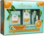 Bielenda Zestaw kosmetyków Fresh Juice Pomarańczowa