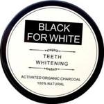 Biomika Black For White Teeth Whitening Wybielający Proszek Do Zębów Z Węglem Aktywnym 30g