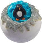 Bomb Cosmetics Musująca kula do kąpieli Przygarnij pingwina 160g