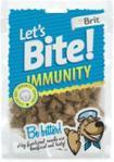 Brit Let'S Bite Dog Immunity 150G