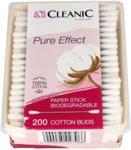 Cleanic PATYCZKI HIGIENICZNE PURE EFFECT 200SZT