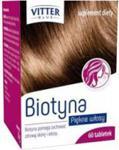 Diagnosis Vitter Blue Biotyna Piękne Włosy 60tab