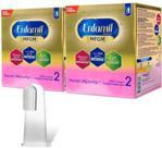 Enfamil MFGM 2 + szczoteczka do zębów na palec 2x1200g