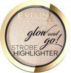 Eveline Rozświetlacz Glow And Go! Strobe Highlighter 01 Champagne 8,5G
