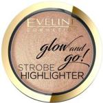 Eveline Rozświetlacz Glow And Go! Strobe Highlighter 02 Gentle Gold 8,5G
