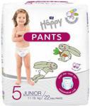 Happy Pants Junior Pieluchomajtki Dla Dzieci 11-18Kg 22Szt.