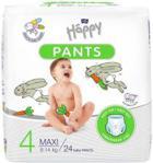 Happy Pants Maxi Pieluchomajtki Dla Dzieci 8-14Kg 24Szt.