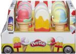 Hasbro Play-Doh : Lody Dla Ochłody E5332 E5349