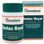 Himalaya Herbals Tentex Royal 60Caps
