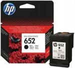 HP 652 Czarny (F6V25AE)
