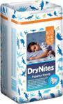 Huggies Drynites Superchłonne Majteczki Dla Chłopców 3-5 Lat 10 Szt 16-23 Kg