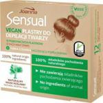 Joanna Joanna Sensual Plastry Do Depilacji Twarzy Vegan Naturalny Wosk Roślinny 1Op.-12Szt