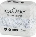 Kolorky Deluxe Velvet M (5-8Kg) 21Szt.