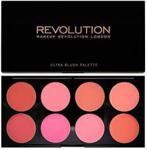 Makeup Revolution Blush and Contour Palette 13g Paletka róży do policzków All about Cream