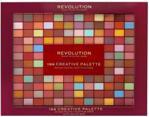 Makeup Revolution Paleta 196 Cieni do Powiek Creative Palette