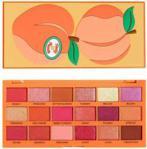 Makeup Revolution Tasty Palette Peach Paleta Cieni do Powiek