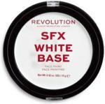 Makeup Revolution Wybielający Puder do Makijażu SFX White Base