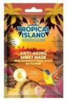 Marion Tropical Island HAWAII PARADISE Przeciwzmarszczkowa maska na tkaninie