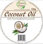 Natur Planet 100% Pure Unrefined Coconut Oil 100ml