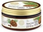 Natura Siberica Body Butter Siberian Cedar Odżywcze Masło Do Ciała 300Ml