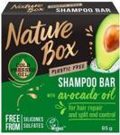 Nature Box Awokado szampon do włosów 85g