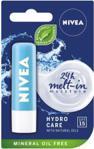 nivea Lip Hydro Care pomadka ochronna do ust 4.8g