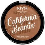 NYX Professional Makeup California Beamin Bronzer do Twarzy i Ciała Sunset Vibes