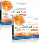 Olimp Gold Vit D3+K2 3 Witaminy Odporność 60kaps