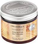 Organique Peeling solny z masłem Shea Habibi 200g