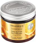 Organique Peeling solny z masłem Shea Pomarańcza i chilli 200g