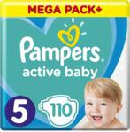 Pampers Active Baby MPP rozmiar 5 110 pieluszek