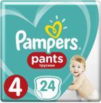 Pampers Pants rozmiar 4, 24 pieluchomajtki