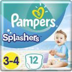 Pampers Pieluchy do pływania Splashers rozmiar 3, 12 pieluszek