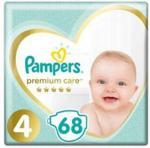 Pampers Pieluchy Premium Care JP rozmiar 4, 68 pieluszek