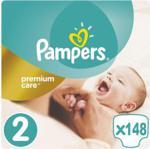 Pampers Pieluchy Premium Care MB rozmiar 2, 148 pieluszek