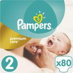 Pampers Pieluchy Premium Care rozmiar 2, 80 pieluszek